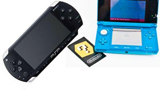 You Decide: Sony PSP or Nintendo 3DS?