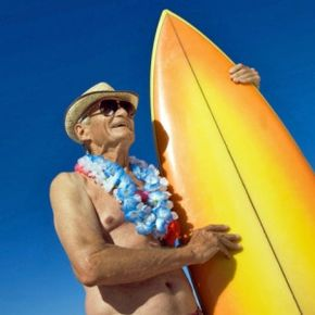 Who said aging couldn't be fun? See more healthy aging pictures.