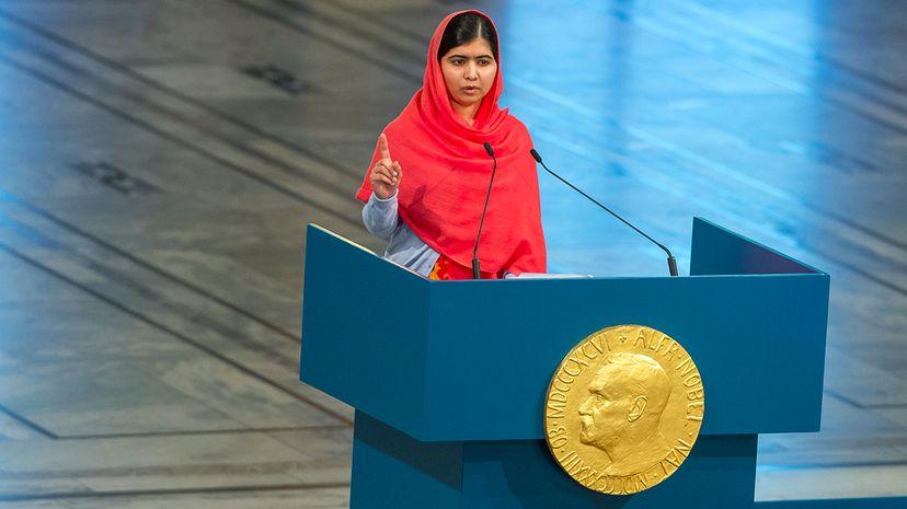 teens changing the world Malala