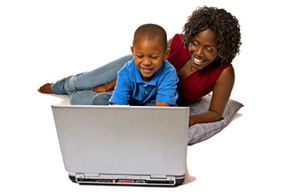 Parents can't always watch over a child's shoulder when they're online, but some Web sites are helping parents filter content. See more parenting pictures.