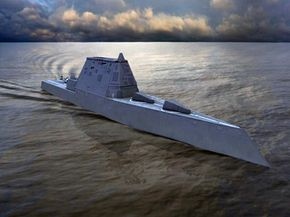 The Zumwalt class destroyer will be the most sophisticated warship in naval history. See our collection of submarine pictures.