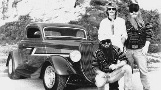 The ZZ Top Eliminator: Profile of a Hot Rod