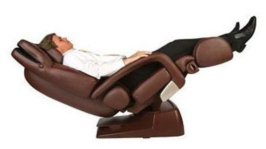 What's a zero-gravity massage chair?