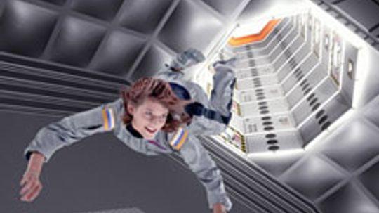 How Zero-gravity Flights Work