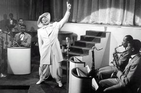 Iconic figures like American big band leader Cab Calloway (seen here in 1935), Cesar Chavez and Malcolm X often wore zoot suits. See more pictures of fashion throughout history.