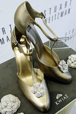 Screenwriter Diablo Cody turned down the chance to wear these $1 million shoes to the 2008 Oscars.