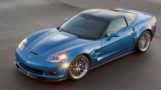 How the 2009 Chevrolet Corvette ZR1 Works