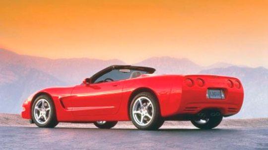 2001 Corvette