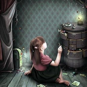 Alice in Wonderland Syndrome leaves its victims feeling like Lewis Carroll's famous character lost in her dreams.