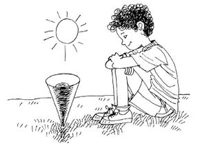 Try making your own solar-powered oven.