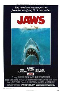 Jaws was one of the first blockbusters directed by Steven Spielberg.
