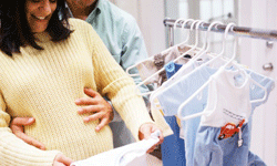Register now for all those baby items you know you'll need soon.