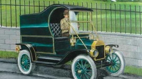 1903-1919 Ford Trucks
