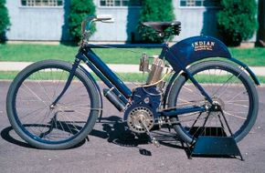 The engine and brakes are triggered by pedaling.