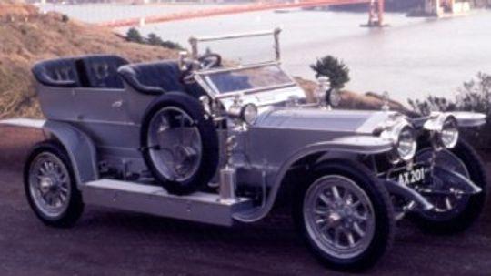 1907-1926 Rolls-Royce Silver Ghost