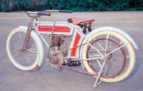 Schwinn's venture into the motorcycle market would last until 1931.