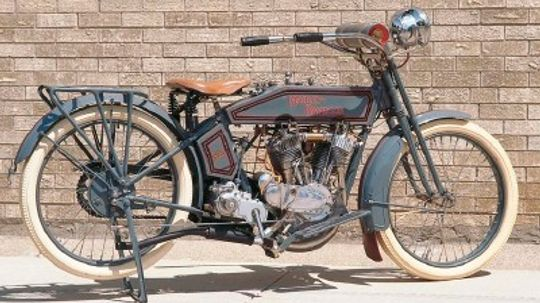 1915 Harley-Davidson 11F