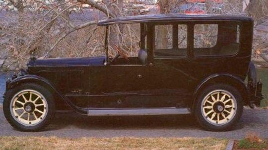 1916-1923 Packard Twin Six