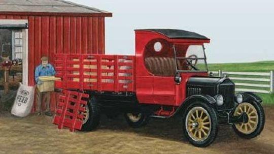 1920-1929 Ford Trucks