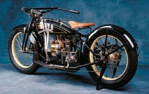 The 1920 Ace had a short life due to financial setbacks and the death of its creator, William Henderson. See more motorcycle pictures.