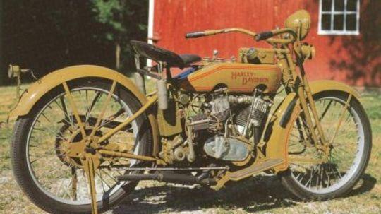 1920 Harley-Davidson 20-J