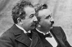 The Lumiere brothers are considered the first cinematographers.