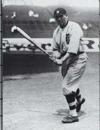 Harry Heilmann was a top hitter for Detroit in 1921.