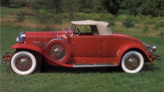 1928-1934 Duesenberg J-Series