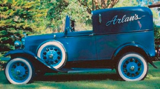 1930-1931 Ford Model A Truck