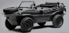 Most successful of the military Volkswagens was the