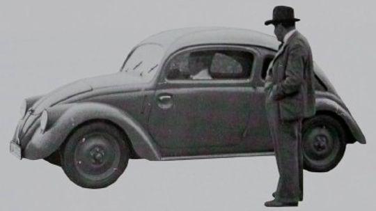 1931-1945 Volkswagen Beetle
