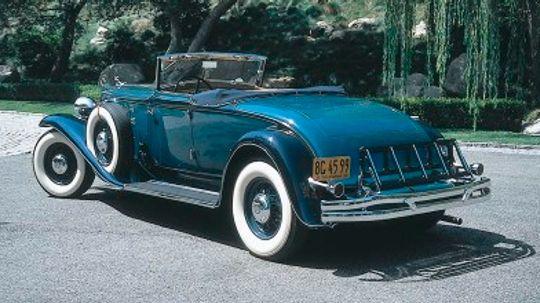 1931-1933 Chrysler Imperial Eight