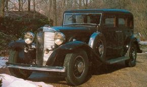 Marmon prices were lowered for 1933 as the four-door sedan went from $5,700 to $4,975, but in the end it didn't matter as Marmon was on the ropes and there would be no 1934 models. In total, only about 390 Sixteens were produced.
