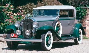 A 1932 Buick Series 90. See more pictures of Buick cars.
