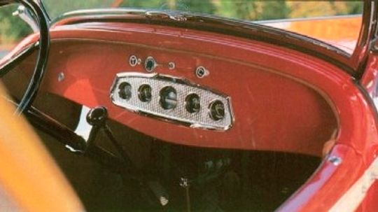 1932 Plymouth PB Sport Roadster