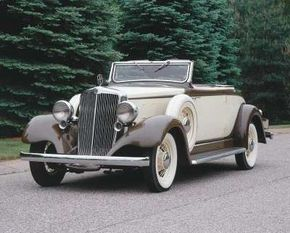 This 1933 Hupmobile is one of only five copies of its model known to exist. See more pictures of classic cars.