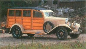 """With its 95-horsepower """"Gold Crown"""" six-cylinder engine, the fast-for-its-day 1933 Reo Speedwagon Model BN lived up to its name. See                              more classic truck pictures."""