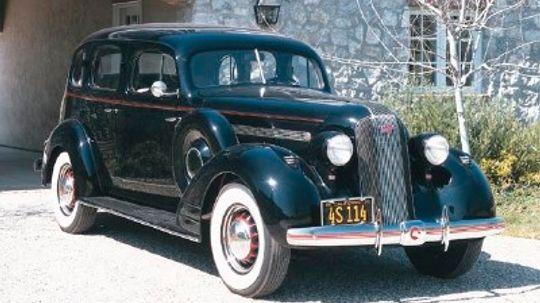 1935-1936 Pontiac