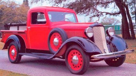 1935 Dodge KC Half-Ton Pickup
