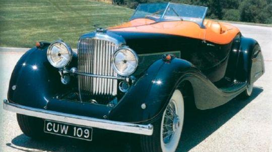 1935 Duesenberg Speedster-Roadster
