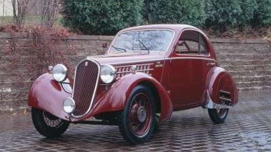 1935 Fiat 508 S MM