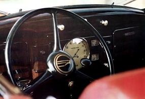 The D2 was powered by a three-speed manual transmission.