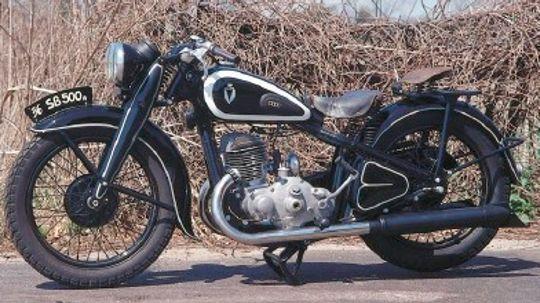 1936 DKW SB 500 A