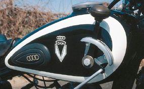 """""""A"""" models had a larger fuel tank than regular SB 500s."""