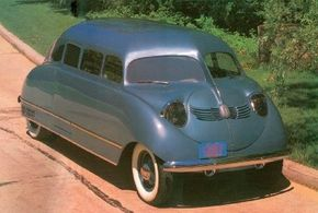 William B. Stout created the 1936 Stout Scarab so that drivers would have better visibility. See more classic car pictures.