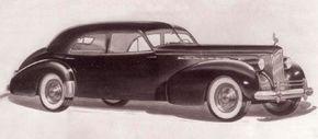 This Packard Darrin Sport Sedan was Dutch Darrin's least favorite -- only two were built.