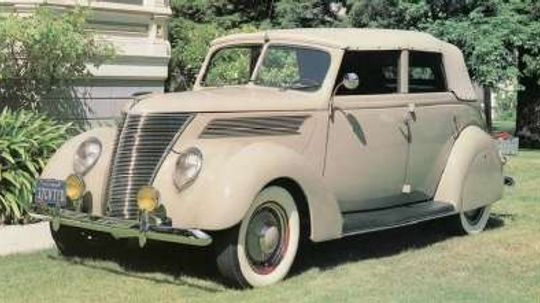 1937-1938 Ford