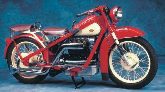 1937 Nimbus Luxus