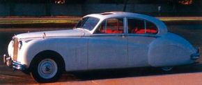 The Mark VII remained in production into 1957.