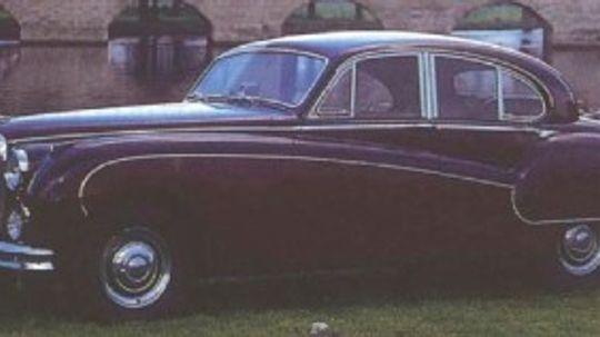1938-1988 Jaguar Sedans